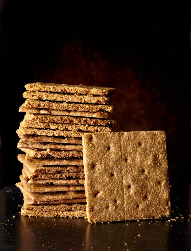 Graham Crackers by Antonis Achilleos