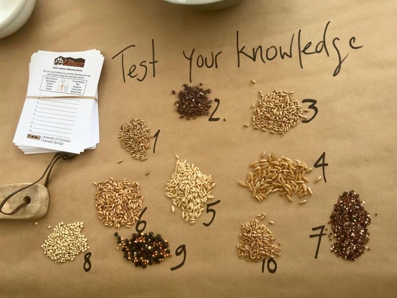 Grain varieties