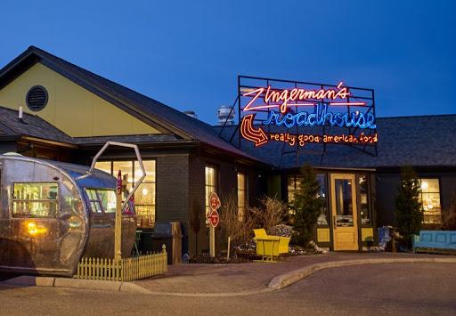 Zingerman's Roadhouse restaurant