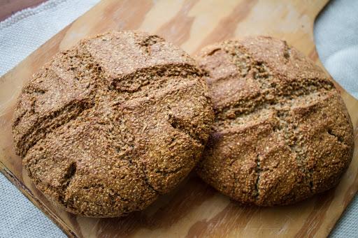 irish soda bread loaves