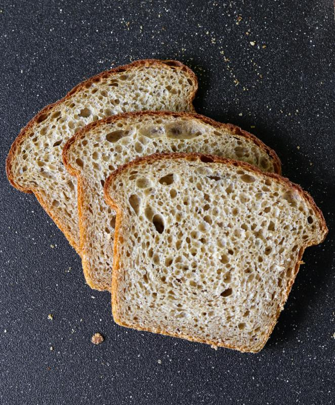 slices of state st. wheat