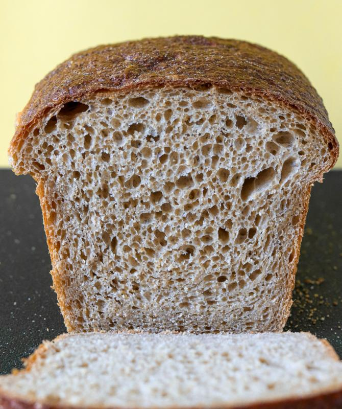 whole loaf of state st. wheat