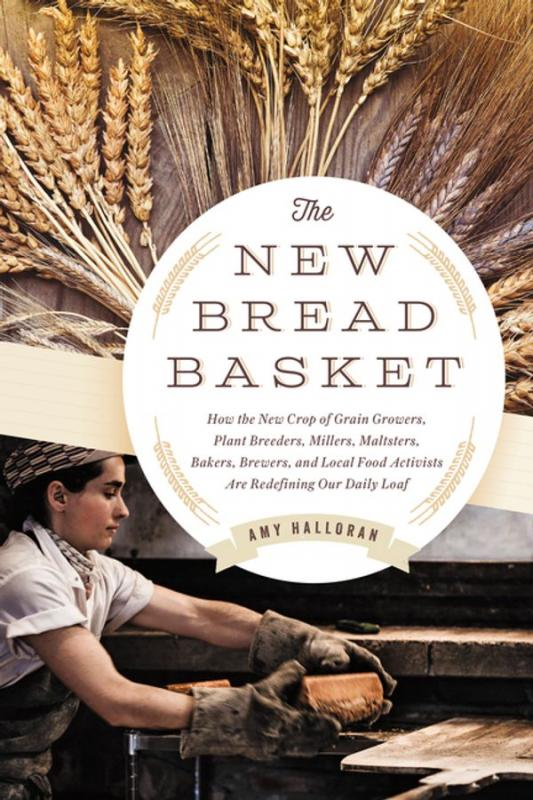 cover of the new bread basket